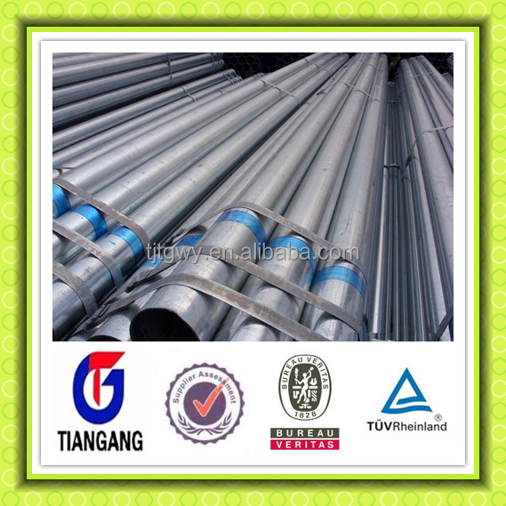 galvanized steel conduit pipe