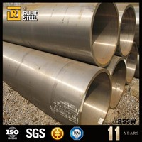 galvanized seamless steel pipe,din 2448 st35.8 seamless carbon steel pipe