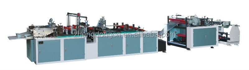 plastic file folder making machine