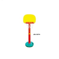 Children portable plastic basketball stands for kids