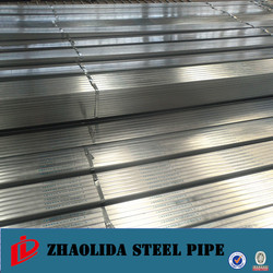 tube square ! green house pre galvanized square steel pipe/shs square gi steel pipes