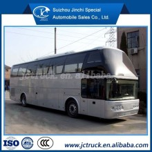 double decker bus for sale 65seat sightseeing bus