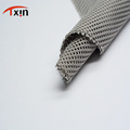 Tear-Resistant warp knitted fabric small hole mesh fabric for sports linings fabric