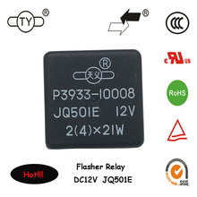 Car and Truck Universal Electronic Flasher Relay 12V/24V 30A for Peugeot 2018 innovative product ideas product market switches