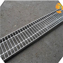Hot dip galvanized metal drain grating steel drain grates