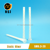 SM6.3-20 square plastic tube 50ml, 160ml, 180ml cartridge horse glue