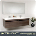 2017 Modular Melamine Luxury Bathroom Vanity