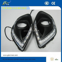 factory wholesale daytime running light LED drl for Mitsubishi ASX RXR Outlander automation control module mitsubishi led