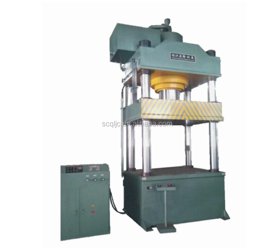 YA32 4 columns four columns deep drawing hydraulic press
