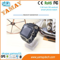 2015 newest watch phone Android 4.2. Smart watch Phone MTK dual core Touch screen Watch mobile phone wearable device watchphone