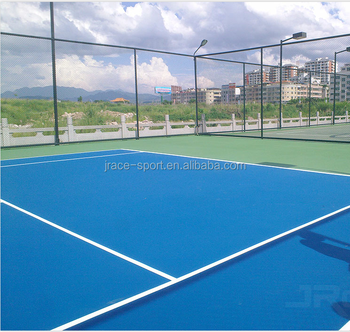 Excellent Quality acrylic sport court surface