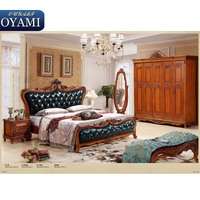 Single Queen King Royal Luxury Bed