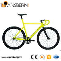6061 Aluminum 700C Bicycle Fixed Gear Bicycle Wholesale ASB - FG - A10