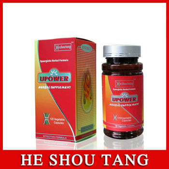 Herbal Anti Fatigue Capsule