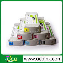 Ocbestjet Hot sell in alibaba for HP 831 Recycle original ink cartridge compatible for HP Latex 360printer