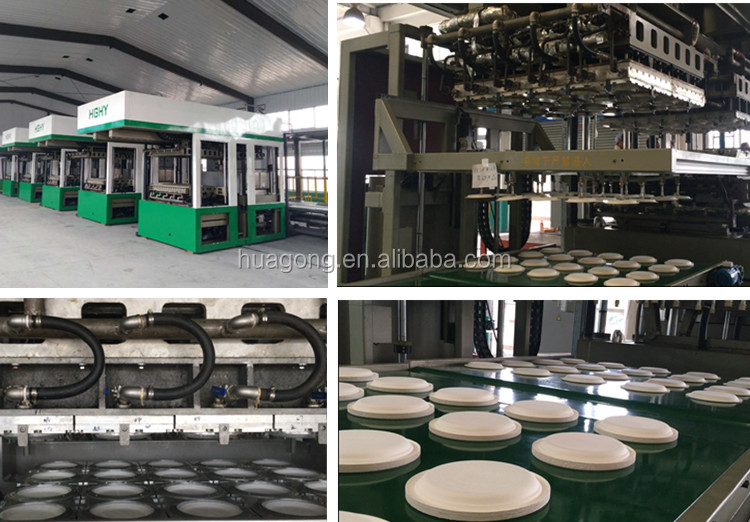 disposible tableware  Production Line