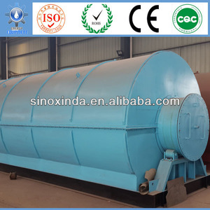 PTFE Asbestos Packing- XD-12Cap waste plastic pyrolysis oil refining system with High Quality