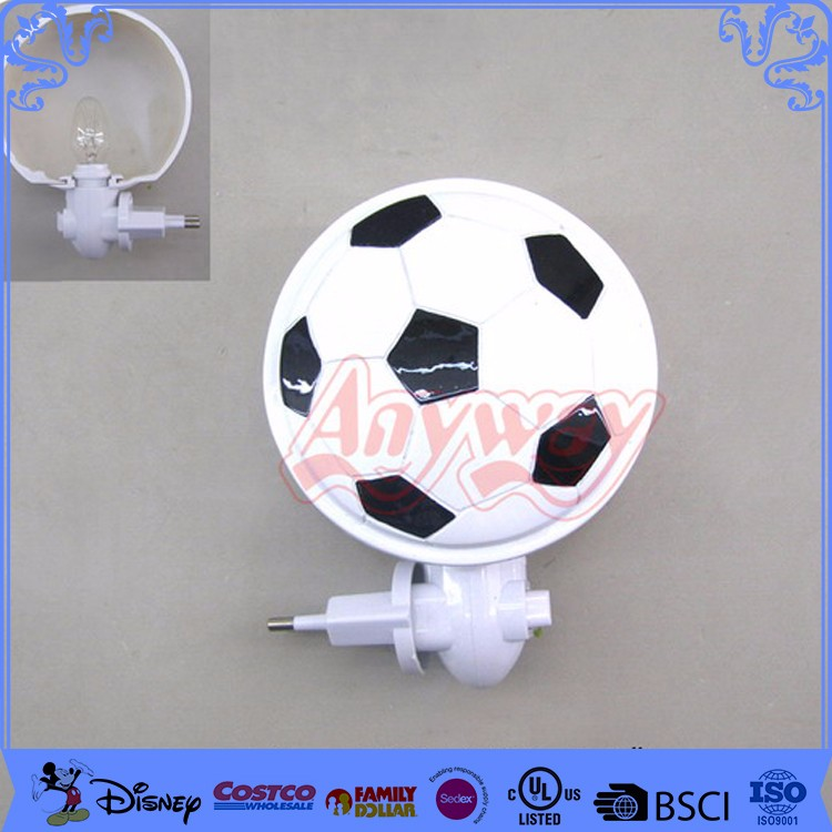 2018 Popular Rugby Resin Decoration Small Night Light