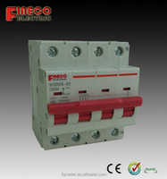 C63-80A 3 phase switch smart switch control remote