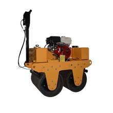 Small radius vibratory tamping roller for sale