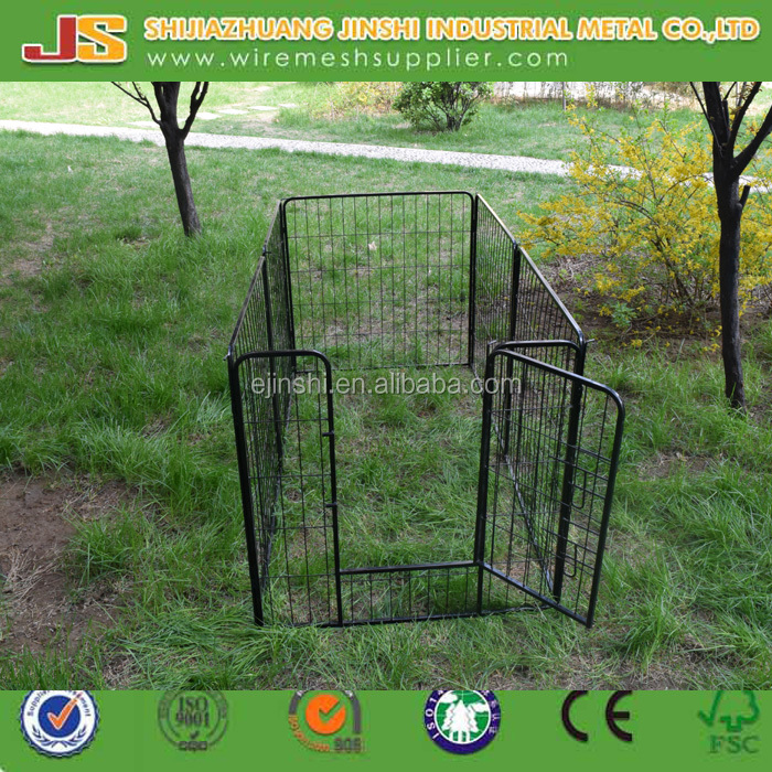 The Chain Link Dog Kennel / Welded Dog Kennel