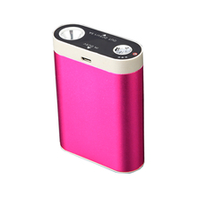 Hot selling portable hand warmer/usb powered <strong>heater</strong>/electric hand warmer 7800mah