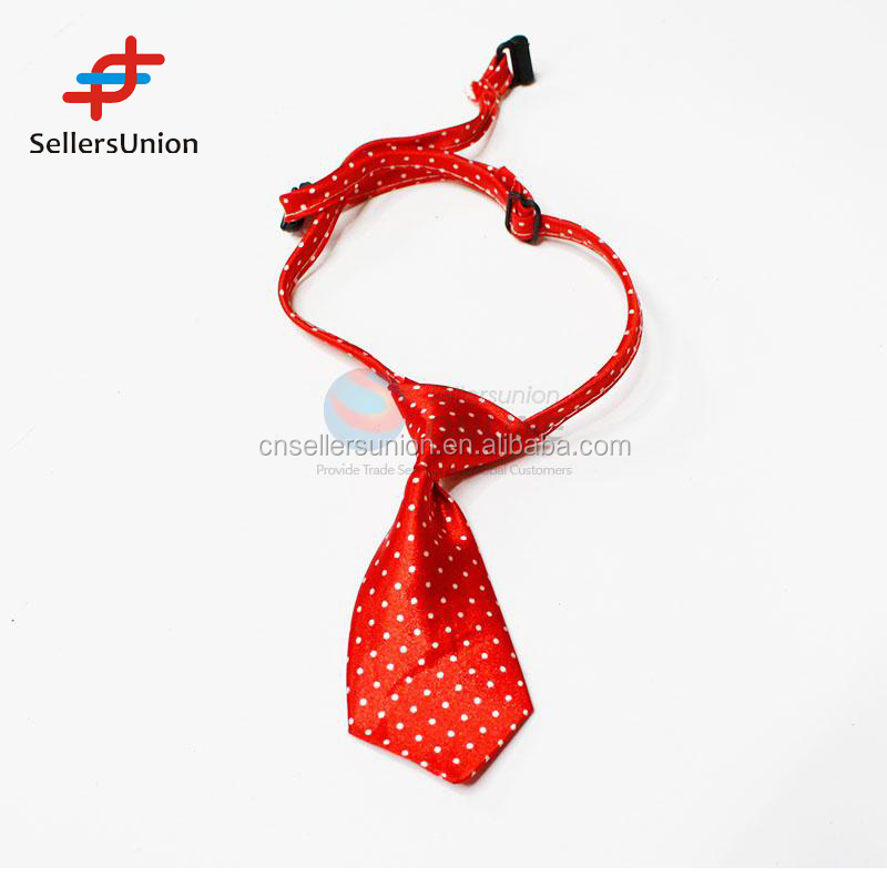 2017 No.1 Yiwu agent commission agent needed Pet Dog Ties Pet Bow Ties Cat Neck ties Dog Grooming Supplies