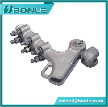 China Manufacture Hot Dip Galvanized Dead end Strain Clamp