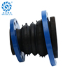 DN150 PN16 rubber expansion joints/connector flexible rubber flange joint