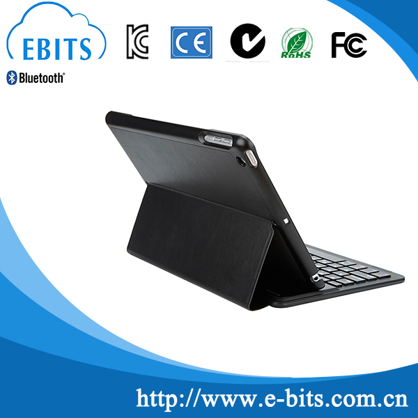 Magnetic removable wireless bluetooth keyboard for tablet