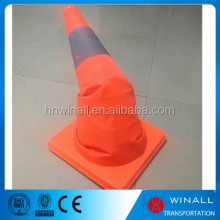 750mm reflective traffic cone , different types traffic cone