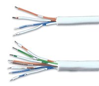 telephone cable unscreened 10 pairs