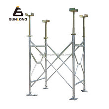 V Shoring Frame Scaffolding System for Australia Construction High Load Steel V Shore Type OEM Auto Welding Factory Manufacturer
