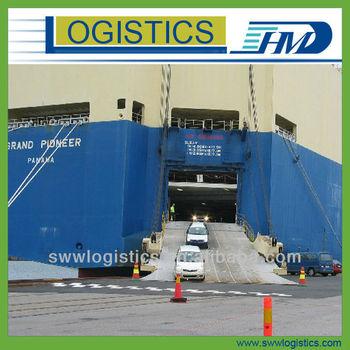 Shipping from guangzhou &Warehousing services in Foshan Lecong to Europe