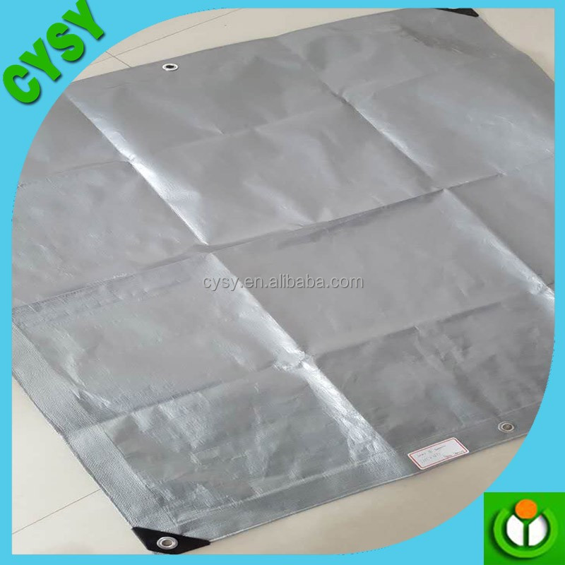waterproof insulated tarpaulin tarps/1.8*1.8 tarps/sun tarp for tent