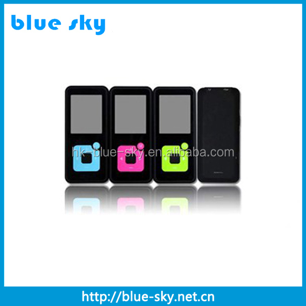 Hot Selling Driver Digital Mp4 Audio Player, Fashion MP4 Player 16GB