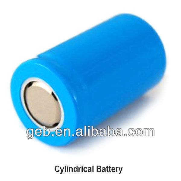 18650 li-ion 3.7V 1200mAh cylinder rechargeable battery