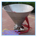 New condition Stainless steel fertilizer spreader for sale