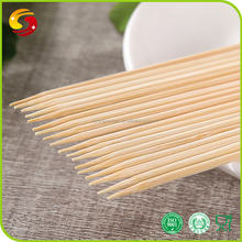 Wholesale shrink film wrapped disposable bamboo sticks