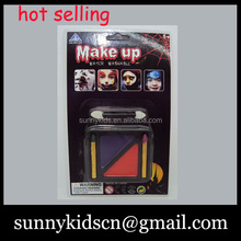 halloween makeup halloween product 2014 HOT selling halloween cosmetic Fancy Tearful Clown Face paint