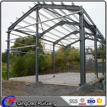 Industrial Prefabricated steel Structure Building Warehouse/ industrial shed for sale