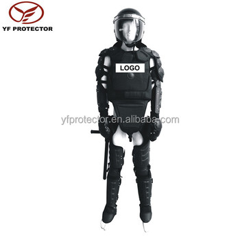 hot sale comfortable anti riot gear/riot control suit for military