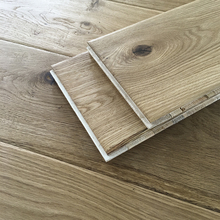 used hardwood forester solid oak handscraped engineered wood flooring for sale