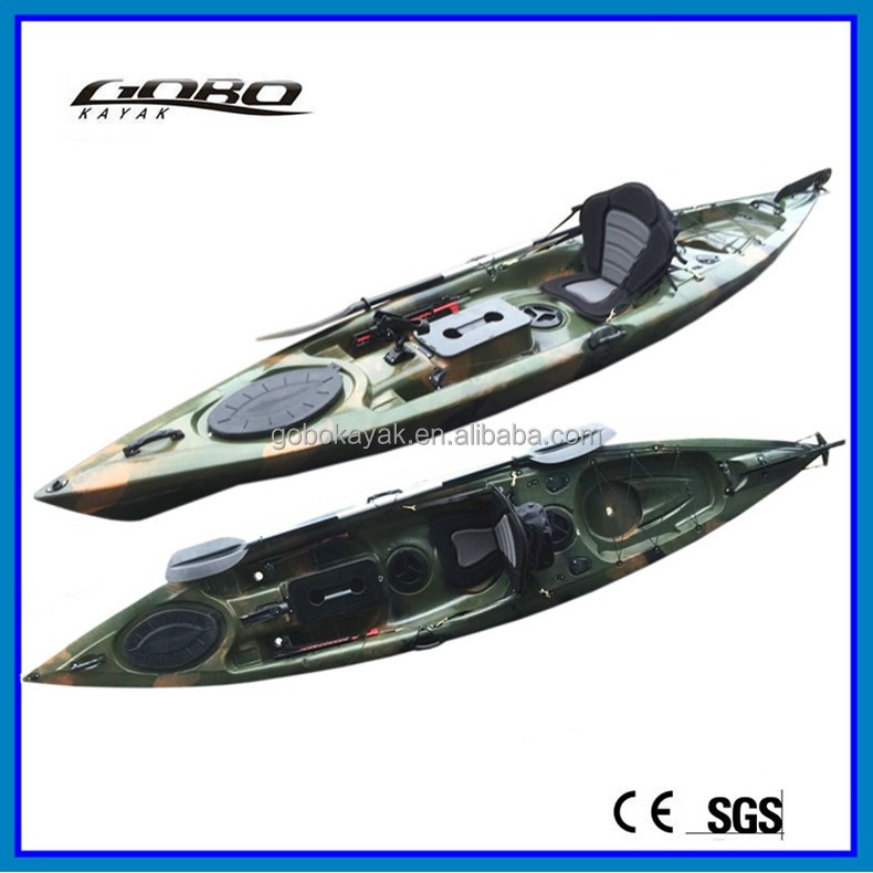 single ocean fishing kayak with pedals buy ocean fishing