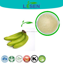 Colorants Flavoring Agents Nutrition Enhancers Green Banana fruit powder