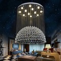 new design luxurious crystal chandelier