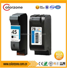 For HP 45 Ink Cartridge , Compatible HP Printer Cartridge For HP 45 ,