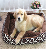 new design high quality stain material summer winter pet supply dog house