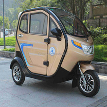 CE approval 1000w power adult 3 wheel electric tricycle