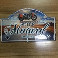 Decorative  wall hanging metal plaque,tin tackers, sign metal tin posters